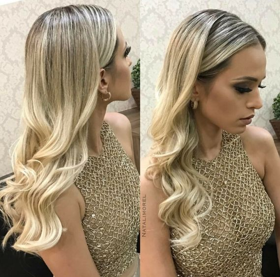cabelo de festa