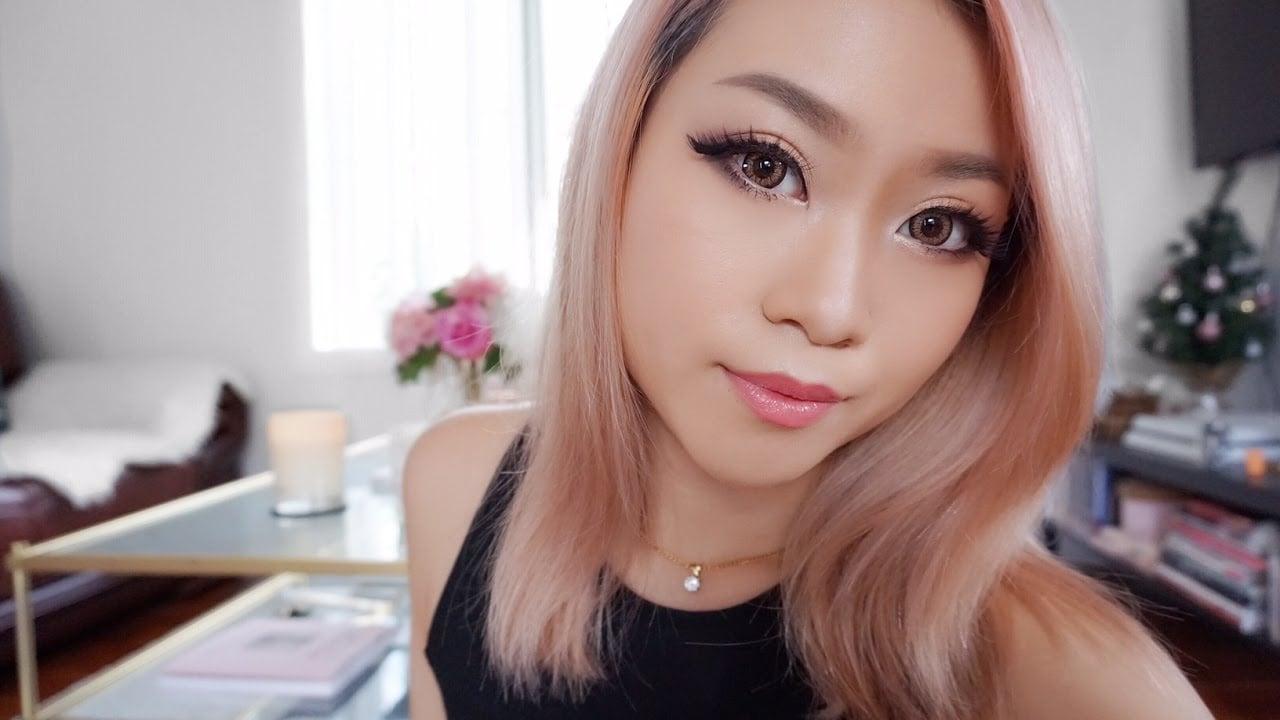 Smoke eyes oriental