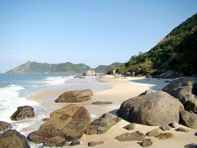 Praia Abricó