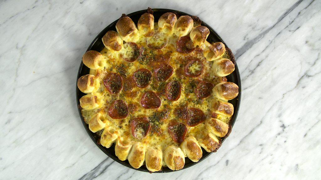 Pizza Cheesy Pop