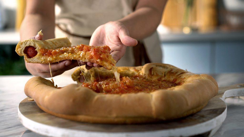 Pizza Hot-Dog