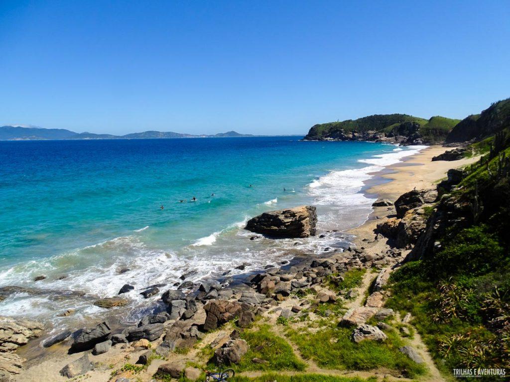 Praia Brava, em Cabo Frio (RJ)