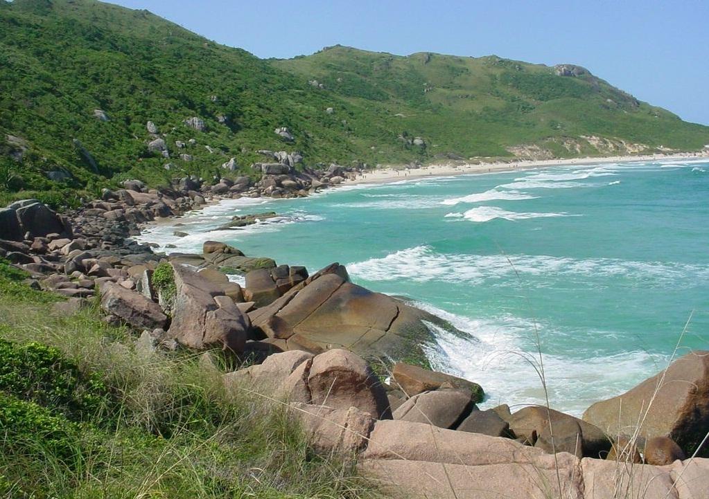 Praia da Galheta (SC)
