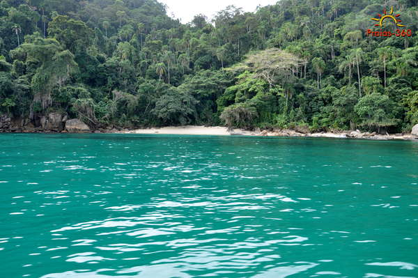 Ilha de Jurubá, em Paraty (RJ)