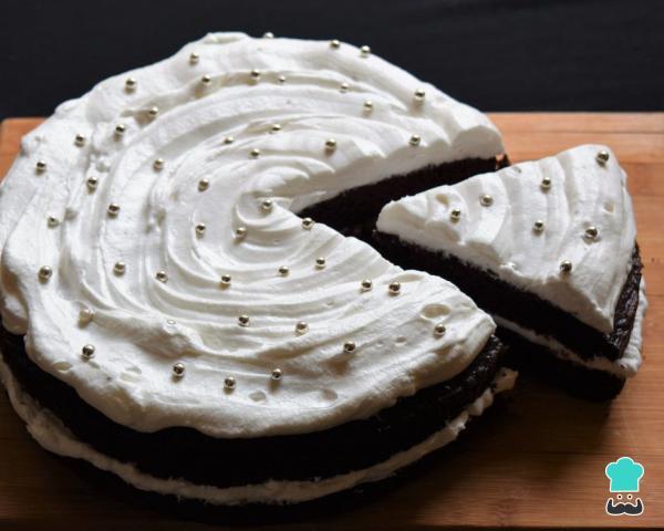 Receita de Cobertura de marshmallow que não derrete