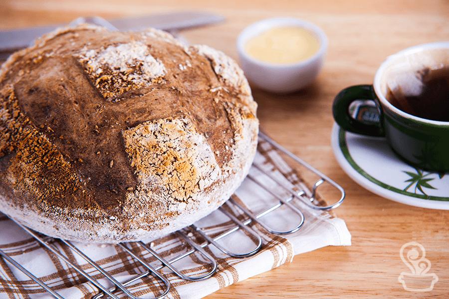 Pão de longa fermentação