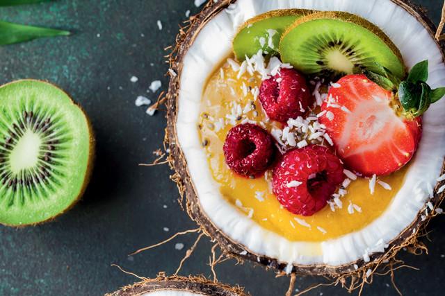 Poke de frutas