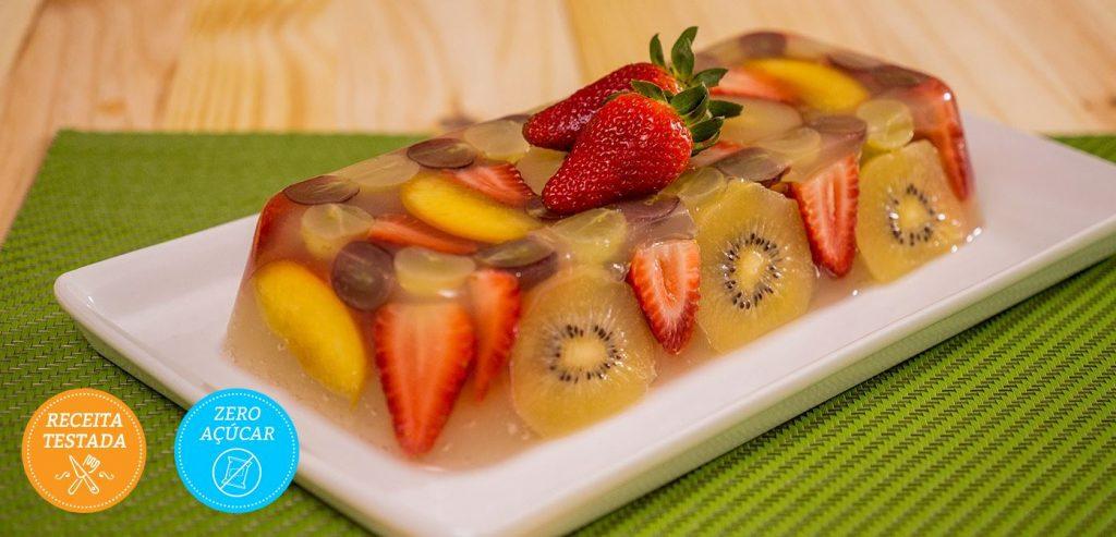 Terrine de frutas