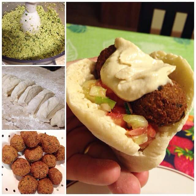 Receita de Falafel Israelense
