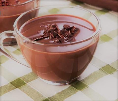 Chocolate Quente Cremoso de Cremogema
