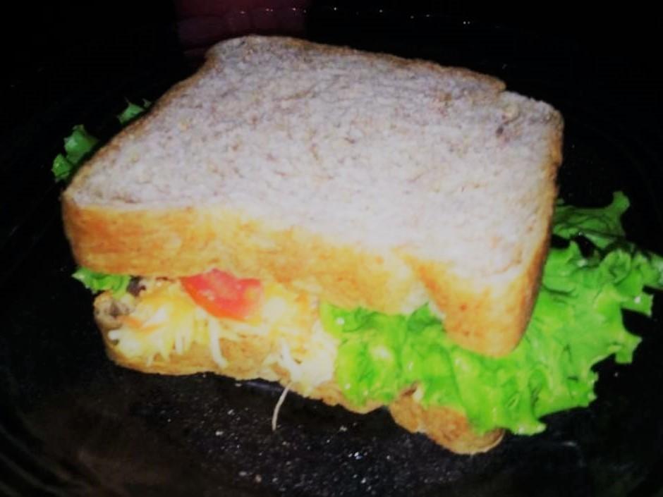 Como fazer Sanduíche natural