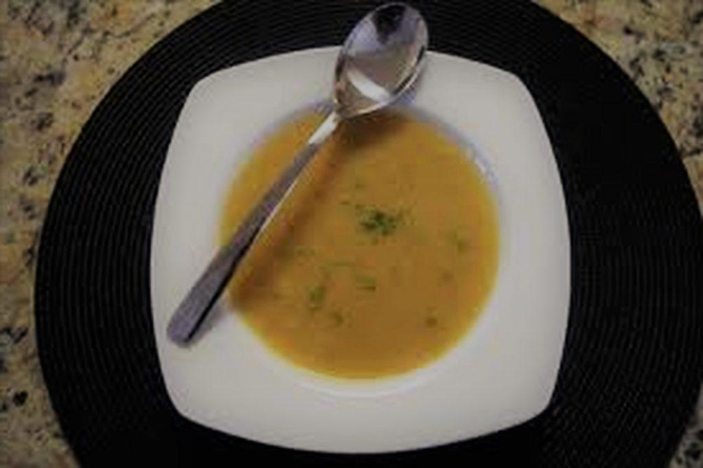 Como fazer sopa detox