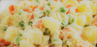 Salada de maionese