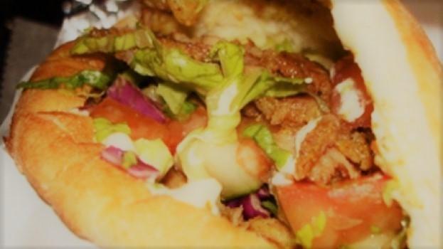 Rápida receita de Shawarma de frango