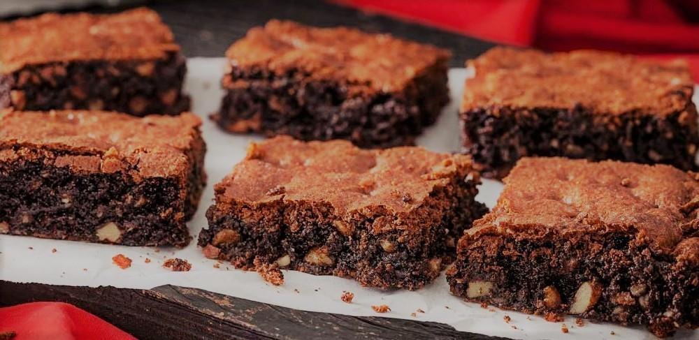 Brownie de Chocolate Tradicional