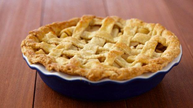 Torta de maçã - receita